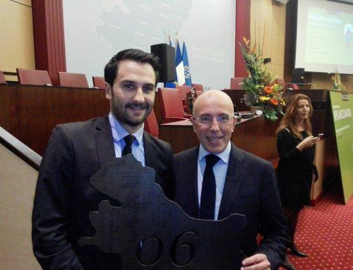 G-ADDICTION remporte le prix spécial du jury du trophée climat énergie du département 06