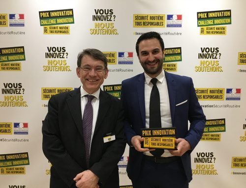 Prix national innovation sécurité routière 2019