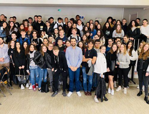 200 Jeunes de plus sensibilisés à l'égalité femmes / hommes