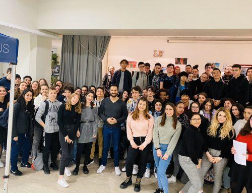 1000 Jeunes sensibilisés à l'égalité femmes / hommes